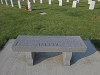 Custom Granite Bench