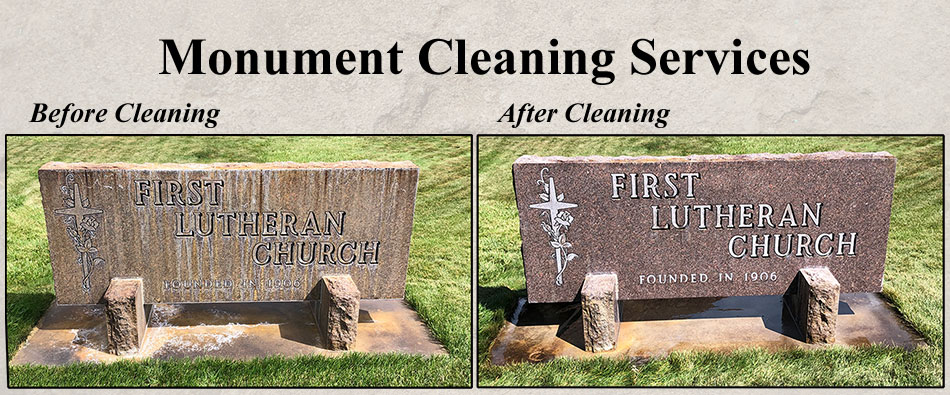 Monument Cleaning Services